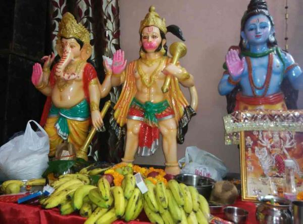 jai hanuman gyan gun sager,   kirtan, sunder kand path, bhajan sandhya, jagran, chowki in delhi......                  prem johny and party - by Prem Johny And Party, Delhi