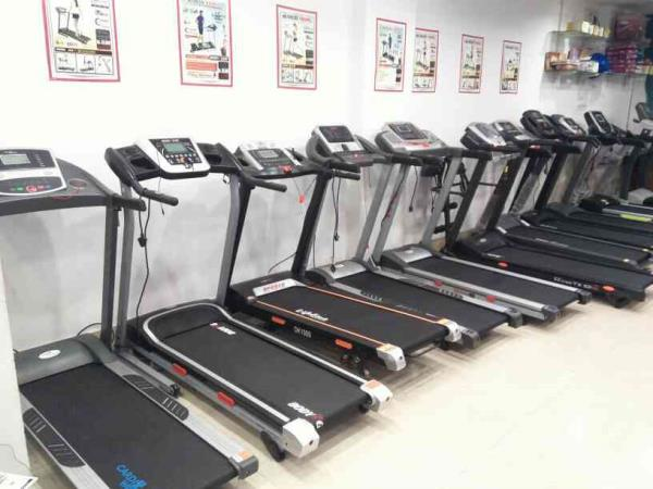 motorized treadmills discount sales in Miyapur Hyderabad. imported models for home use, top selling treadmills brands available at Nistha Healthcare Systems.