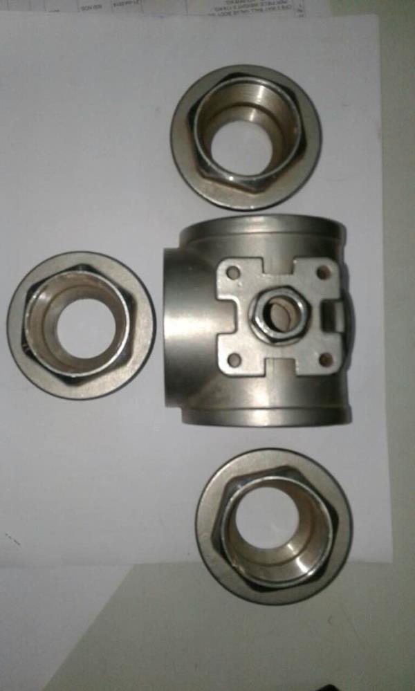 Investment casting  - by Luminous Technocast pvt. Ltd., Rajkot