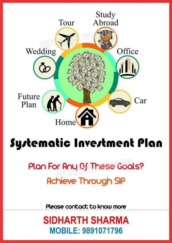 start a mutual fund SIP for future - by Firstinvestor4 U, Delhi