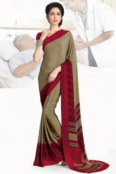 Casual Geogette Sarees   Sansakar Texprint is a leading manufacturer of casual Geogette Sarees in Surat, Gujarat.   Also we can supply casual Geogette Sarees in Vadodara, Gujarat.   Also we can supply casual Geogette Sarees in Ahmedabad, Gujarat.