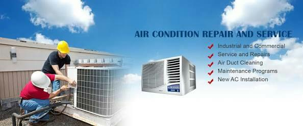 Air conditioner repair service center in vadodara We provide all kinds of Window & Split AC related services and repairs solutions - by Aarzoo Refrigeration, Vadodara