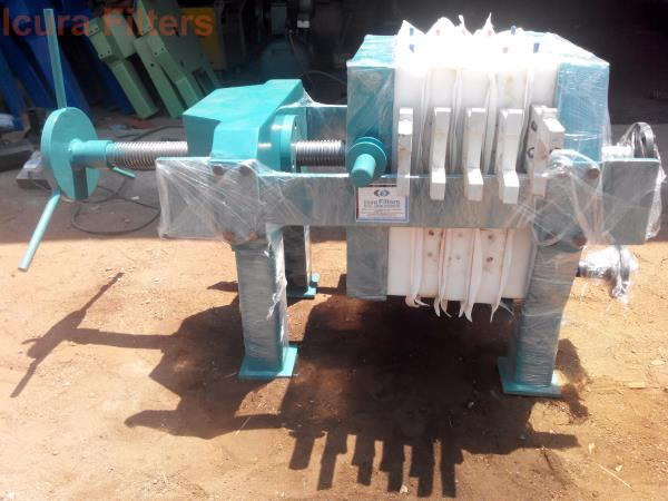 Low budget Filter Press Manufacturers In Coimbatore., we manufacture small size filter press starts form 18