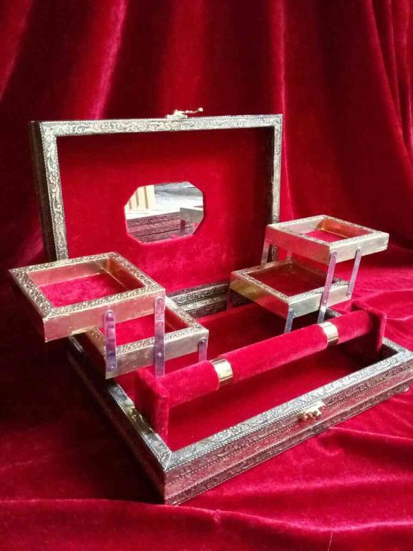 Designer Arabic Jewellery Boxes - by FRAGRANCE OF INDIA, Delhi