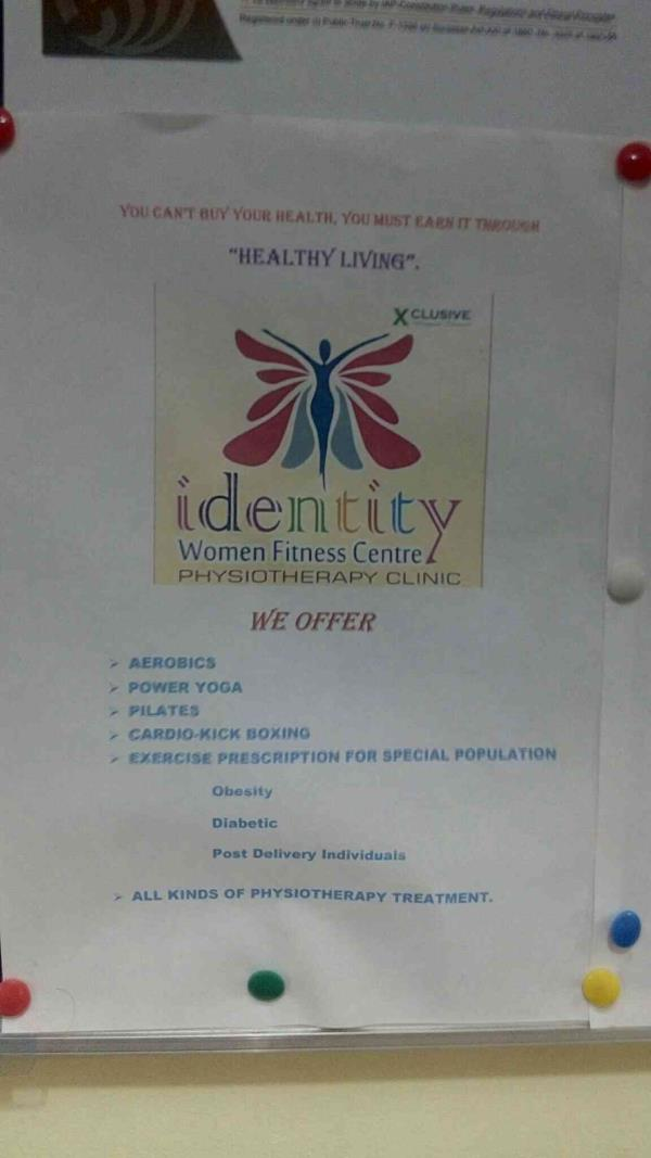 Identity  fitness.... Transforms ur physique - by Identity health care centre, Krishnagiri