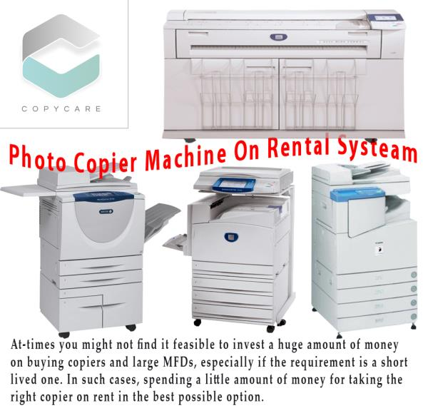 If you are looking for Jumbo Xerox Machine then u are Right Place.  We copy care enterprise dealing in digital multi functional Copier Machine, Plan Machine, Plotter Machine, RC Xerox Machine, Brand New Photo Copier Machine, Xerox Work Cent - by Copy Care Enterprise, Ahmedabad