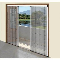Suppliers of Mosquito Nets  Our range of products includes Sliding Mosquito Windows Nets, Roller Mosquito Windows Nets, Pleated Mosquito Window Nets etc.   Features:    Total protection from mosquitoes/insects Smooth finish Durable Allow a - by BURHANI INTERIORS, Mumbai
