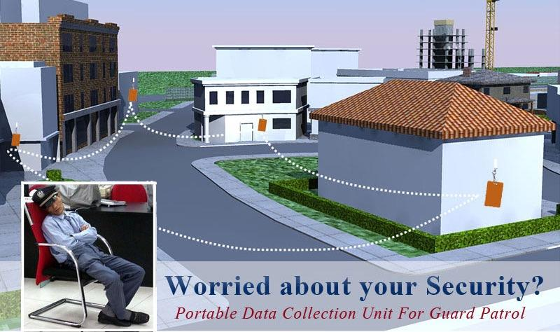 Vardaan Offers  GUARD PATROL SYSTEM: Monitoring Security guards in society Monitoring Security guards in Companies Checking prisoner living areas Hospitals for Verification of patients being attended by nursing staff Monitoring staff worki - by Vardaan Technologies Private Limited, New Delhi
