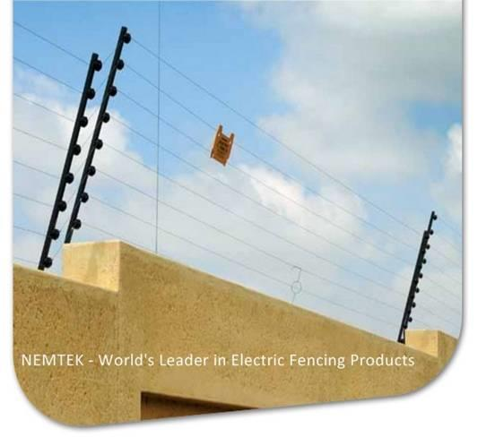 NEMTEK, a pioneer in its field, has become the benchmark for the security electric fencing industry. The Nemtek group manufactures a full range of energizers and fencing hardware and has become a globally known and respected company. Static - by Vardaan Technologies Private Limited, New Delhi