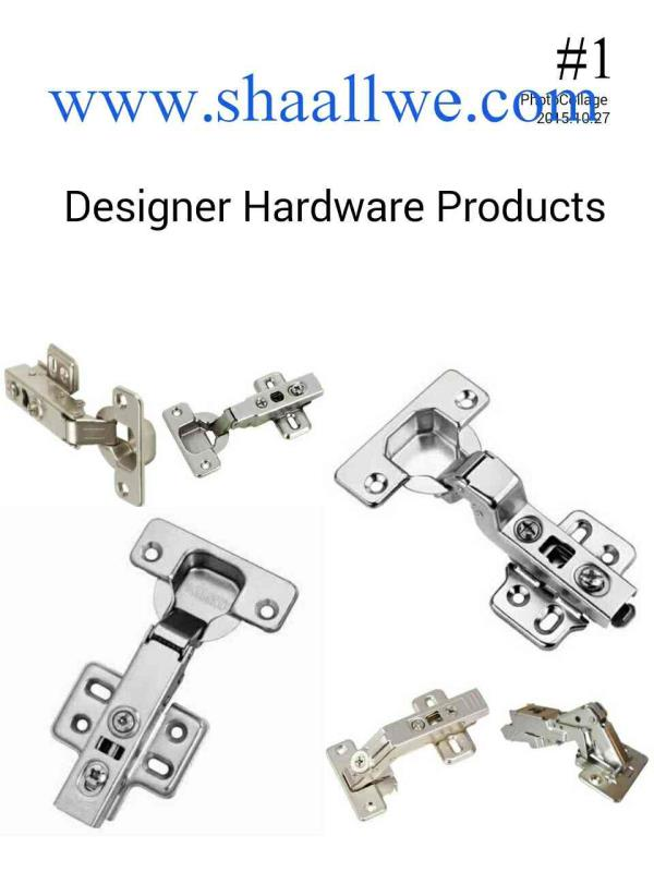 Hardware fittings dealers in Kochi. www.shaallwe.com - by Shaallwe Interiors Products, Bangalore