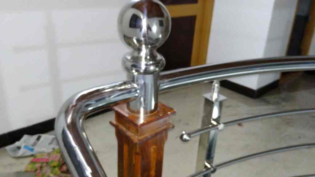stainless steel hand Rail sistems - by SSERA, Kozhikode
