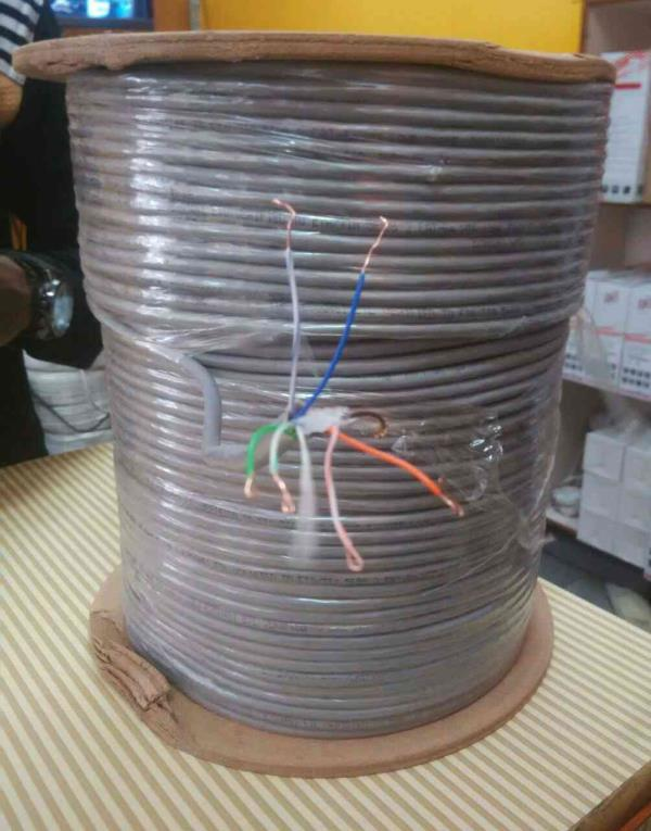 cat6 Cable  - by MAJURA M-TECH, Dindigul