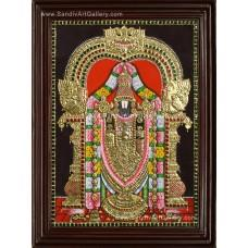 Ornamental Paintings - Balaji   Artistic excellence of our painters are exhibited through a wide range of Ornamental Paintings like 3D Paintings, caricatures, personalized portraits, oil paintings, stained glass painting and water colors.   - by Sandiv Art Gallery, Coimbatore