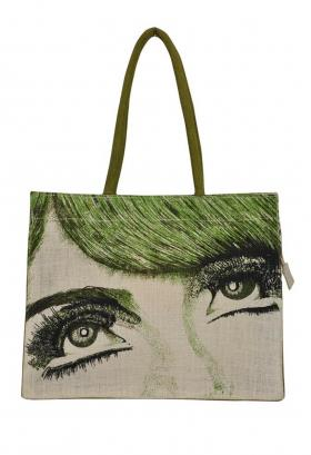 Jute Bags for Women Women Exclusive Jute Bags https://freshboss.com/women/accessories/handbags/jute-bags-eye-bag/ - by Fresh Boss, Coimbatore