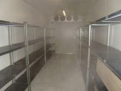 Leading Manufacturer of Freezer Rooms. - by Sukavach Containers LLP, Ahmedabad