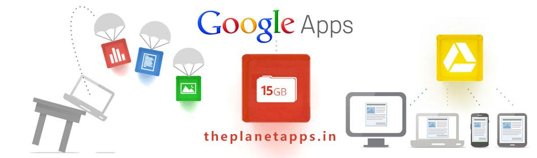 Google Apps for work is a cloud-based productivity suite that helps you and your team connect and get work done from anywhere on any device....for more information visit our site.....http://theplanetapps.in/   google business email in Gurga - by 300 OFF! Google Apps for Work Partner +91 7503131644, Delhi