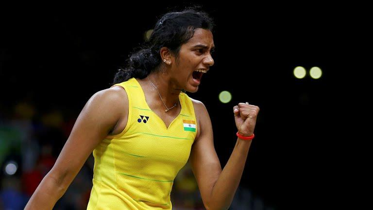 Finally we have a silver medal as well in Rio Olympics 2016. PV Sindhu has made the whole country proud. She became India's first woman to win a silver medal in Olympics. She gave a tough fight to world's number one Carolina Marin of Spain in the finals. Cheers!!!