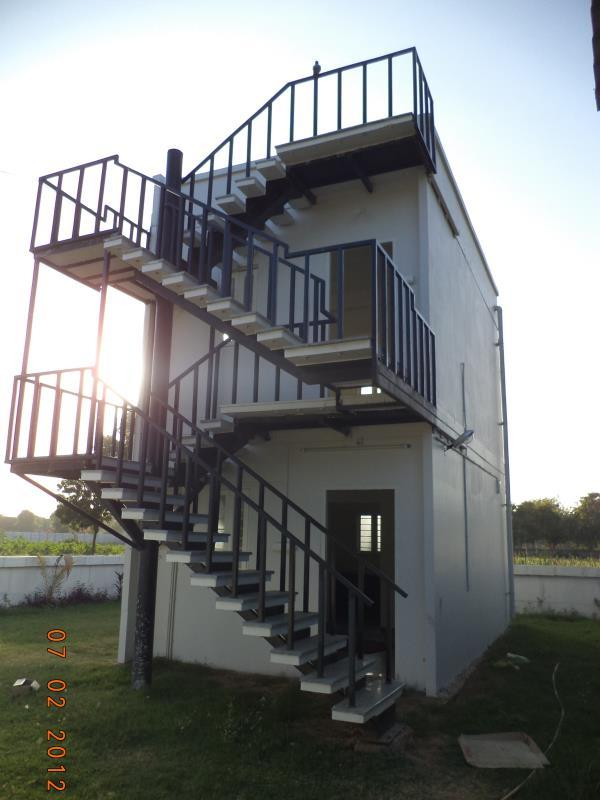we YASH ASSOCIATE provide prefab house manufacturer with good quality of product. - by YASH ASSOCIATE, Ahmedabad