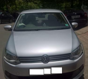 VOLKSWAGEN VENTO 1.6 CR COMFORTLINE:MODEL 08/2013, KM 33103, COLOUR SILVER, FUEL DIESEL, PRICE 7, 00, 000 NEG.USED VEHICLE FOR SALE COMPLEAT SHOWROOM TRACK. - by Nani Used Cars, Hyderabad