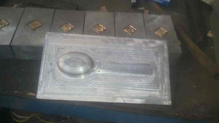 spoon die manufacturing  - by Axial Solution, Coimbatore