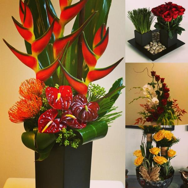 Gift beautiful dry and artificial flowers vases! Or Welcome your guests with these natural-looking flowers to sync with look of your home - by Pankhuri Florist, Kanpur Nagar