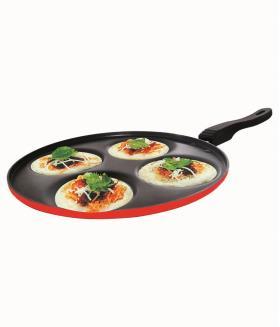 Mini Uttapam Tawa 4 Cavity Best Offer Upto 40% https://freshboss.com/home-and-kitchen/cookware/tavas/hina-mini-uttapam-tawa-4-cavity/ - by Fresh Boss, Coimbatore