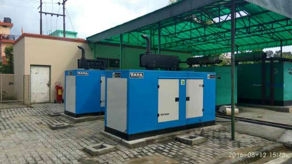 Silent Diesel Generators supplied and installed at IIMT meerut with RMS (Remote Monitoring System).  Rishabh Engineering Co.  silent Diesel generator supplier,  manufacturer and dealer of TATA,  greaves engines powered Silent Diesel generat - by Rishabh Engineering Co., Ghaziabad