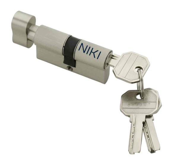 door cylinder  - by Niki Industries, Rajkot