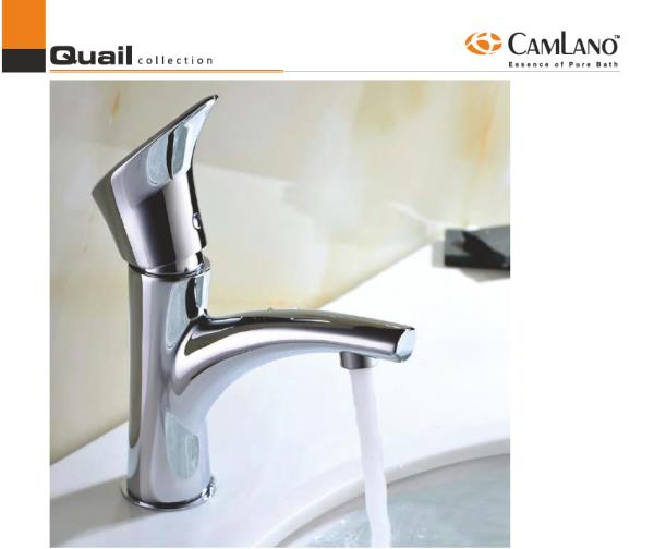 Bath Faucets and Bathroom Fittings Camlano Brings to your Bath Faucets with 10 years warranty.  Check out the Exclusive Quail Collection - Pillar Cock, Wall Mixer, SInk Mixer, Concealed Diverter and more..
