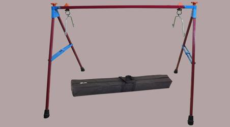 Spring Well are manufacturing High Quality M.S.Folding Cradle.We used in this products Material CRC Powder Coating in Rajkot Gujarat