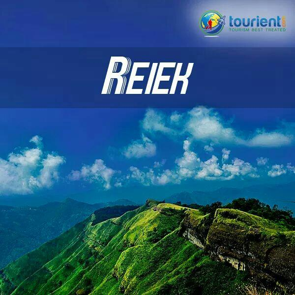 If adventure travelling is your mojo then you should surely visit Reiek in Mizoram. Rising high at 1548 metres it offers a spectacular view of the surrounding valleys and hills. On a clear day on can also see plains of Bangladesh from here. - by Tourient Travel Services, Singapore