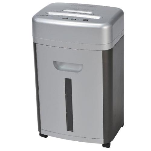 GBC PAPER SHREDDER 21 CDX  Cutting Style       : Micro-Cross Cut  Shred Capacity   : 8 sheet 80g Shred Speed       : 2m/min Security Level     : #4 (2x8m) Bin Capacity        : 16 liters - by Chanakya docutel systems, Ahmedabad