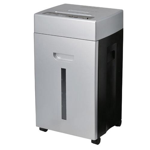 GBC Paper Shredder 40 CDX Cutting Style        : Cross Cut Shred Capacity    : 24 Sheets 80g Shred Speed        : 2.5m/min Security Level      : #3 (3x25mm) Bin Capacity         : 30 liters - by Chanakya docutel systems, Ahmedabad