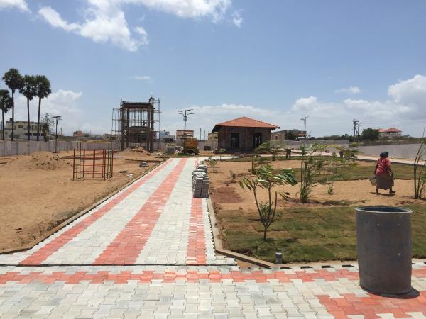 ESR -The Banjara Hills  Near CBM College  Kovaipudhur  Coimbatore - by E S RAMASAMY & CO, Coimbatore