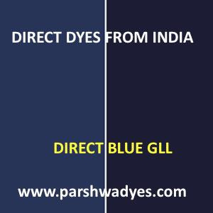 Direct Dyes : We are the Manufacturer of Direct Dyes. Direct dyes are used on cellulose fibers such as cotton, rayon, and linen. They lack the permanence of the cold water fiber reactive dyes which most serious dyers prefer for use on cellu - by Parshwanath Dyestuff Industries, Ahmedabad
