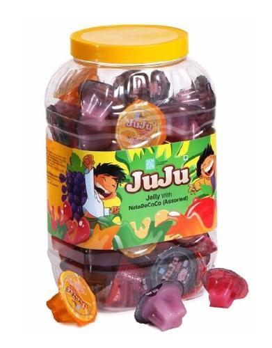 JuJu Jelly with NataDe Coco  We are renowned name in manufacturing and supplying of JuJu Jelly with Natade Coco. These are available at affordable rates. - by Schmeckenagrofoodproducts, Chennai