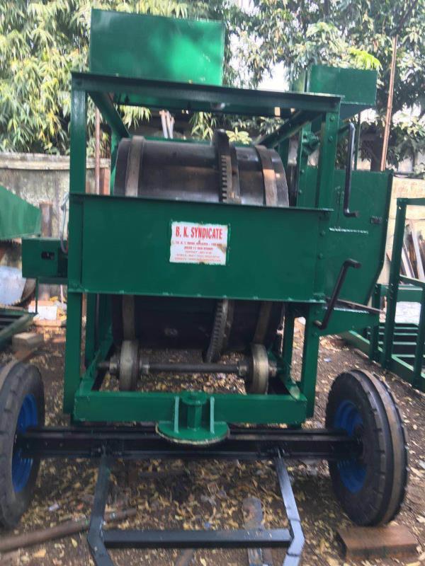 Mini hot mix plant manufacture in Kolkata  - by B K Syndicate, Kolkata