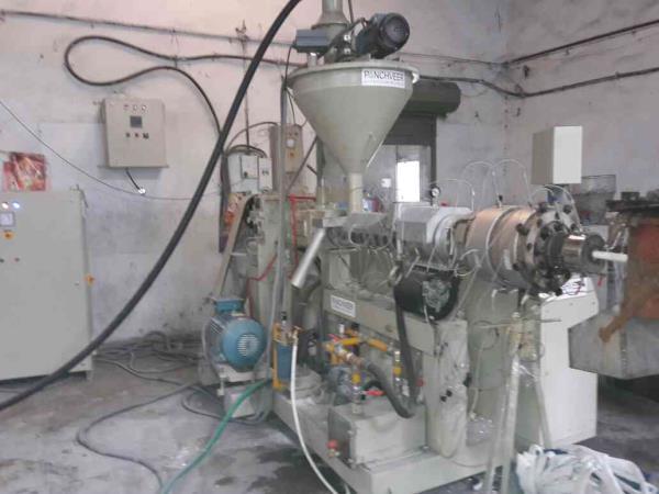 pvc pipe plant  - by PANCHVEER  ENGINEERING, Ahmedabad