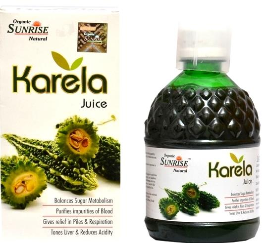 Karela Juice :--  Karela has multiple health benefits. It is mostly consumed for triggering the blood sugar level. Diabetes is a common ailment that affects many people today. Regular intake of bitter gourd juice helps prevent the rise of b - by Sunrise Agriland-- Manufacturer Of Herbal products, Jaipur