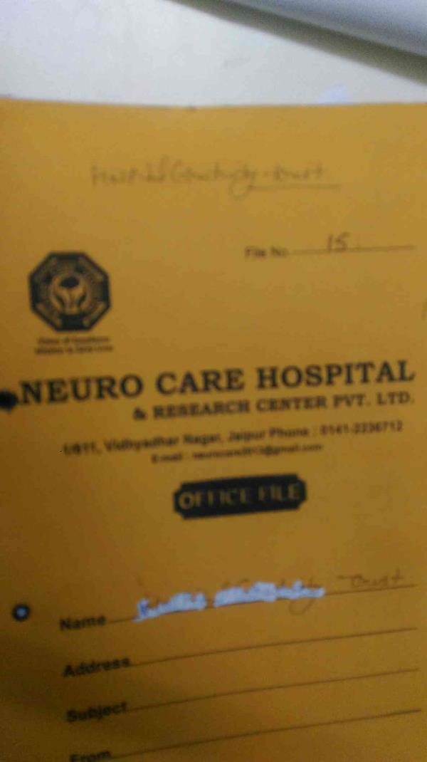 hi please contact for neuro surgery