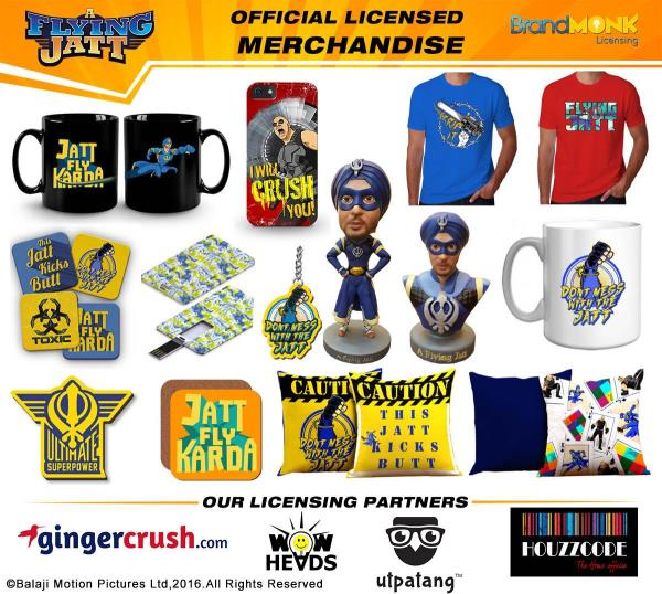 Flying jatt official Bobbleheads are not live on wowheads website  Click below link to check them all http://wowheads.in/product-category/afj-merch/collectibles/ - by Wowheads, New Delhi