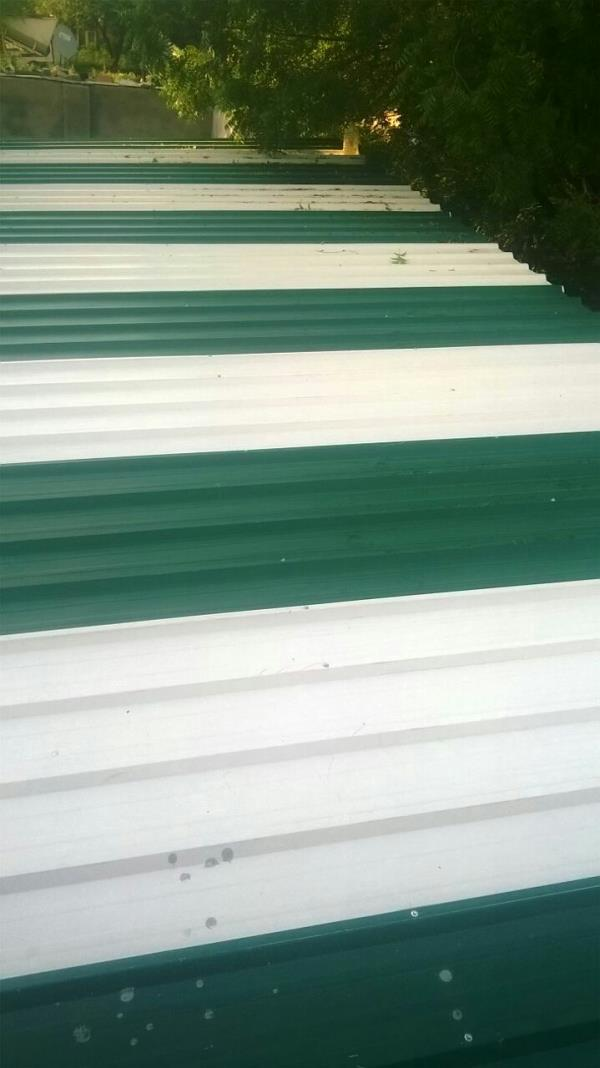 color coated profile sheets manufacturer in Jaipur. jsw tata coloronplus brand sheets - by Vibgyor Engineering Systems, Jaipur