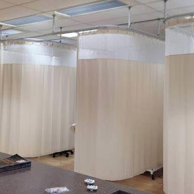 ⁠We are one the leading names in manufacturing Pvc Hospital Curtains which are very hygienic and clean. These are specially designed for hospitals.  Hospital Curtains manufacturers  Pvc Hospital Curtain in New Delhi  Cubicle Curtains for hospitals Manufacturer Best price for Pvc Hospital Curtains  Plastic Hospital Curtain in New Delhi