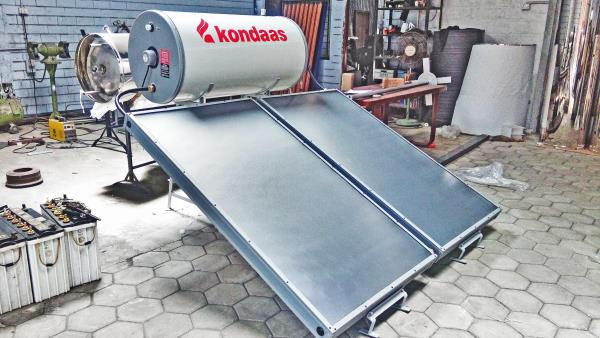 We are introduced the new solar water heater. Know more.............. Contact Kondaas - by Kondaas Automation Pvt.Ltd, Coimbatore