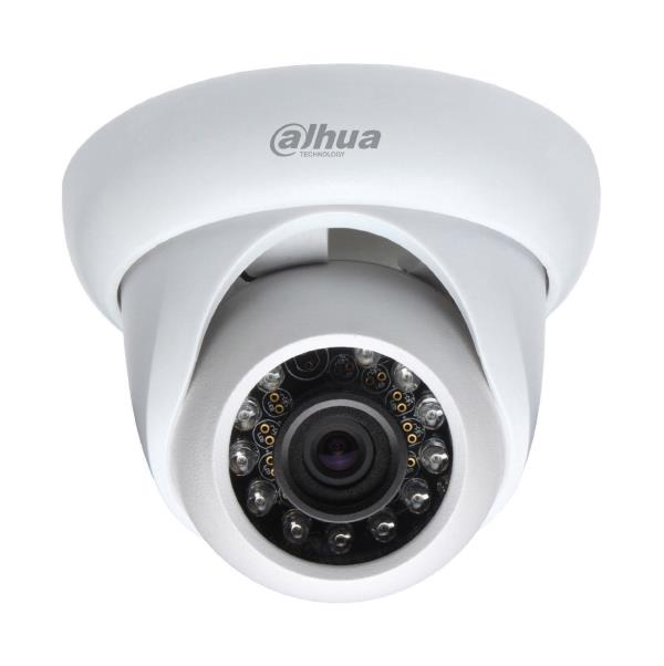 New product DAHUA CCTV HDCVI CAMERA   2.4 megapixel  with water prof ir with mini doom camera , 3.6 mm fixed lens smart ir , ip 66,   dc 12 v - by Helios Technologies, Hyderabad