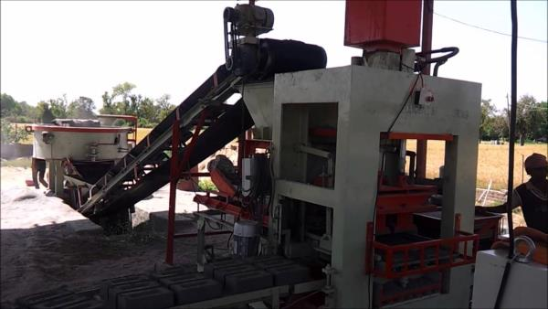 To cater the variegated demands of our client, we are engaged in the production of providing various ranges of Automatic Fly Ash Brick Machine. - by Endeavour Intelligent Equipments Pvt Ltd, Mehsana