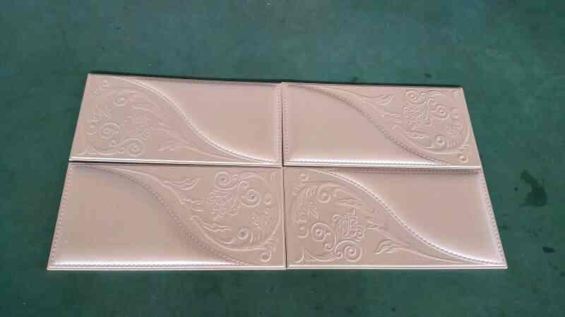 ELEGANT FAUX LEATHER Panels. new collection - by Dreams International, New Delhi