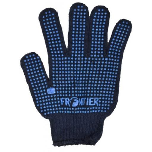 PVC Dotted Hand Gloves Blue (Pack of 60 Pairs)  For order: http://safetyproductinindia.com/PVC-Dotted-Hand-Gloves-Blue-Pack-of-60-Pairs-/p16  We are ranked amongst the foremost firms, engaged in offering a qualitative range of Dotted Hand G - by Siddhi Vinayak Enterprise - Ahmedabad, Ahmedabad