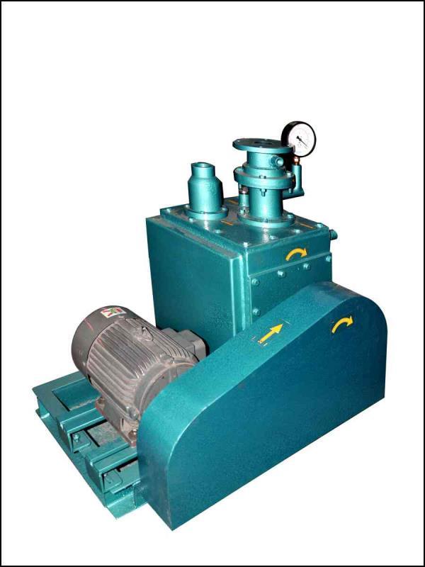 oil sealed high vacuum pump manufacturer of all type vacuum pump shaplayrs export and import shreeji engineering odhav Ahemdabad Gujarat India  - by Shreeji Engineering, Ahmedabad