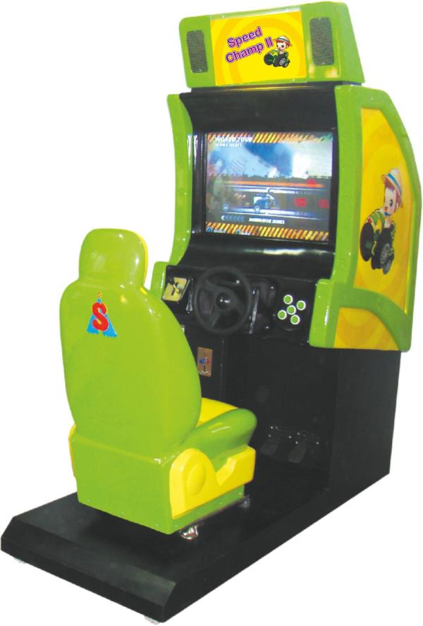 Speed Champ  Super Amusement Games have video games that entice kids of almost all ages. They would be in for a pleasurable gaming expertise each time they sit down with our Speed Champ or Road Zoomer. - by SUPER AMUSEMENT GAMES, Ahmedabad